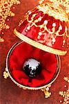 Globe Inside Faberge Egg