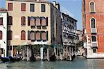 Buildings Along Canal, Venice, Italy    Stock Photo - Premium Rights-Managed, Artist: Philip Rostron, Code: 700-00635777