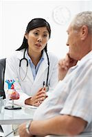 Doctor with Patient    Stock Photo - Premium Rights-Managednull, Code: 700-00639399