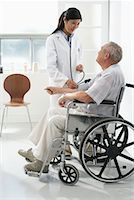 Doctor with Patient    Stock Photo - Premium Rights-Managed, Artist: Jerzyworks, Code: 700-00639417