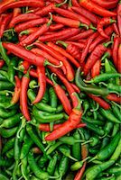 spicy - Display of Habanero Peppers    Stock Photo - Premium Rights-Managednull, Code: 700-00643990
