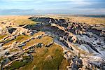 Badlands National Park, South Dakota, USA    Stock Photo - Premium Rights-Managed, Artist: David Zimmerman, Code: 700-00644285