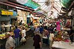 Covered Market, Jerusalem, Israel    Stock Photo - Premium Rights-Managed, Artist: George Simhoni, Code: 700-00651728