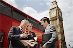 Business People, London, England    Stock Photo - Premium Rights-Managed, Artist: Mark Leibowitz, Code: 700-00659376
