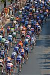 Tour de France, Montpellier, France    Stock Photo - Premium Rights-Managed, Artist: Peter Christopher, Code: 700-00661205