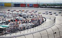 Nascar Race at Texas Motor Speedway, Texas, USA    Stock Photo - Premium Rights-Managednull, Code: 700-00681441