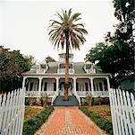 Father Ryan House Bed and Breakfast Inn, Biloxi, Mississippi, USA