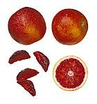 Blood oranges Stock Photo - Premium Royalty-Free, Artist: foodanddrinkphotos, Code: 621-00731712