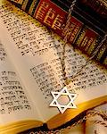 Star of David on the Torah Stock Photo - Premium Royalty-Free, Artist: Mark Burstyn, Code: 621-00738260