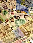Currencies of the World Stock Photo - Premium Royalty-Free, Artist: Marc Simon, Code: 621-00738478