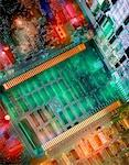 Circuit Boards Stock Photo - Premium Royalty-Free, Artist: Andrew Douglas, Code: 621-00739906