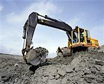Earth Digger Stock Photo - Premium Royalty-Freenull, Code: 621-00739934