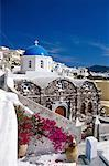 Santorini, Greece Stock Photo - Premium Royalty-Freenull, Code: 621-00740632