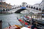 Rialto Bridge, Venice, Italy Stock Photo - Premium Royalty-Free, Artist: vladacanon                    , Code: 621-00740700