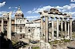 Roman Forum, Italy Stock Photo - Premium Royalty-Free, Artist: Robert Harding Images, Code: 621-00744384