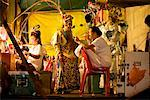 Chinese Opera Performers, Singapore    Stock Photo - Premiu