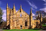 Church, Port Arthur, Tasmania, Australia    Stock Photo - Premium Rights-Managed, Artist: Jochen Schlenker, Code: 700-00747914