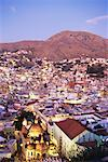 Overview of Juanajuato, Mexico    Stock Photo - Premium Rights-Managed, Artist: Jeremy Maude, Code: 700-00748085