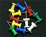 Push pins Stock Photo - Premium Royalty-Free, Artist: UpperCut Images, Code: 604-00758419