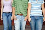 Students in jeans/ Stock Photo - Premium Royalty-Free, Artist: Jon Feingersh, Code: 604-00759544