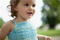 Close-up of Girl    Stock Photo - Premium Rights-Managednull, Code: 700-00768585