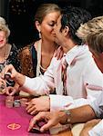 People Playing Cards    Stock Photo - Premium Rights-Managed, Artist: Masterfile, Code: 700-00768649