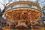 Merry Go Round    Stock Photo - Premium Rights-Managed, Artist: TSUYOI, Code: 700-00768879