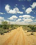 Unpaved Desert Road Stock Photo - Premium Royalty-Free, Artist: Jochen Schlenker, Code: 621-00789434