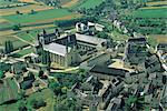 France, Pays de la Loire, abbey of Fontevraud