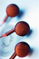 Extreme close-up of very small microphones Stock Photo - Premium Royalty-Freenull, Code: 625-00801845