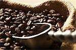 Coffee Beans and Scoop    Stock Photo - Premium Rights-Managed, Artist: Jerzyworks, Code: 700-00814531