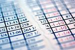 Close-up of a torn stock market report Stock Photo - Premium Royalty-Free, Artist: Glowimages               , Code: 625-00840049