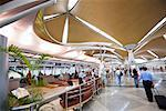 Interior of Kuala Lumpur International Airport, Sepang, Malaysia    Stock Photo - Premium Rights-Managed, Artist: R. Ian Lloyd, Code: 700-00846802