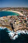 Overview of Bondi, Sydney, New South Wales, Australia    Stock Photo - Premium Rights-Managed, Artist: R. Ian Lloyd, Code: 700-00846829