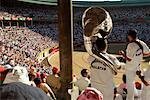 Bullfight, Pamplona, Spain    Stock Photo - Premium Rights-Managed, Artist: Mike Randolph, Code: 700-00847400