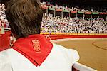 Bullfight, Pamplona, Spain    Stock Photo - Premium Rights-Managed, Artist: Mike Randolph, Code: 700-00847403