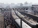 Howrah Train Station, Calcutta, India