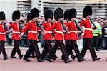 Royal Guards, London, England    Stock Photo - Premium Rights-Managed, Artist: F. Lukasseck, Code: 700-00848032