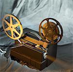 film projector Stock Photo - Premium Royalty-Free, Artist: Scott Tysick, Code: 627-00858344