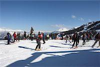 Skiers    Stock Photo - Premium Rights-Managednull, Code: 700-00864890