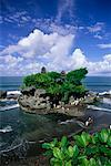 Temple at Pura Tanah Lot, Bali, Indonesia    Stock Photo - Premium Rights-Managed, Artist: Brian Sytnyk, Code: 700-00866342