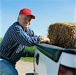 Portrait of Farmer    Stock Photo - Premium Rights-Managed, Artist: Masterfile, Code: 700-00910109
