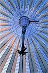 Sony Centre, Potsdamer Platz, Berlin, Germany    Stock Photo - Premium Royalty-Free, Artist: Martin Ruegner, Code: 600-00911113