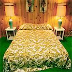 Interior of Motel Room Stock Photo - Premium Rights-Managed, Artist: Tom Collicott, Code: 700-00911869
