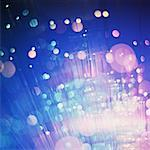 Fiber optic lamp Stock Photo - Premium Royalty-Free, Artist: Blend Images, Code: 614-00913186