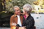 Portrait of Couple    Stock Photo - Premium Rights-Managed, Artist: Steve Prezant, Code: 700-00917687