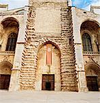 St Madeleine Basilica, St Maximin la Sainte Baume, Provence, France