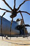 Maman by Louise Bourgeois, In Front Of The Guggenheim Museum, Bilbao, Spain