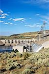 Chief Joseph Dam Stock Photo - Premium Royalty-Free, Artist: Aurora Photos, Code: 604-00937502