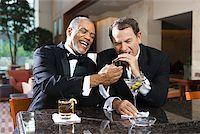 Friends at Upscale Bar/ Stock Photo - Premium Royalty-Freenull, Code: 604-00942300